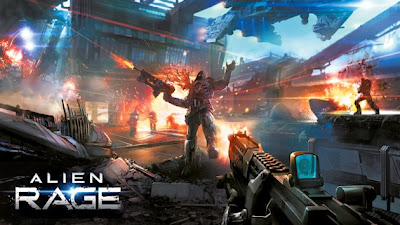 free download game Alien Rage