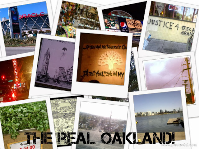 Oakland, The Real Oakland, East Oakland, Laurel District, Fruitvale, Dimond District