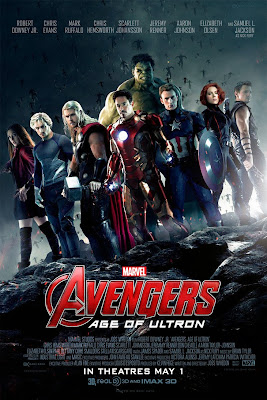 Avengers Age of Ultron 2015 720p HDTS 1GB Line Audio