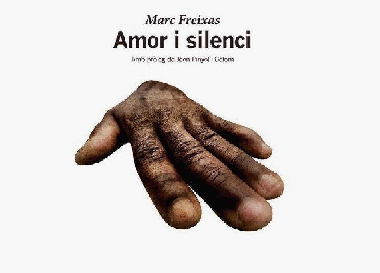 Al Blog del Marc Freixas ha arribat també el poemari...