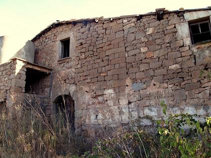 La masia de Sant Pere de les Cigales