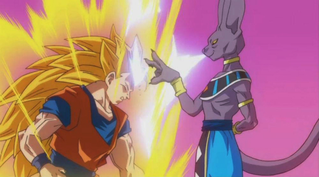 "Imágenes de la película ""Dragon Ball Z: Battle of Gods"""