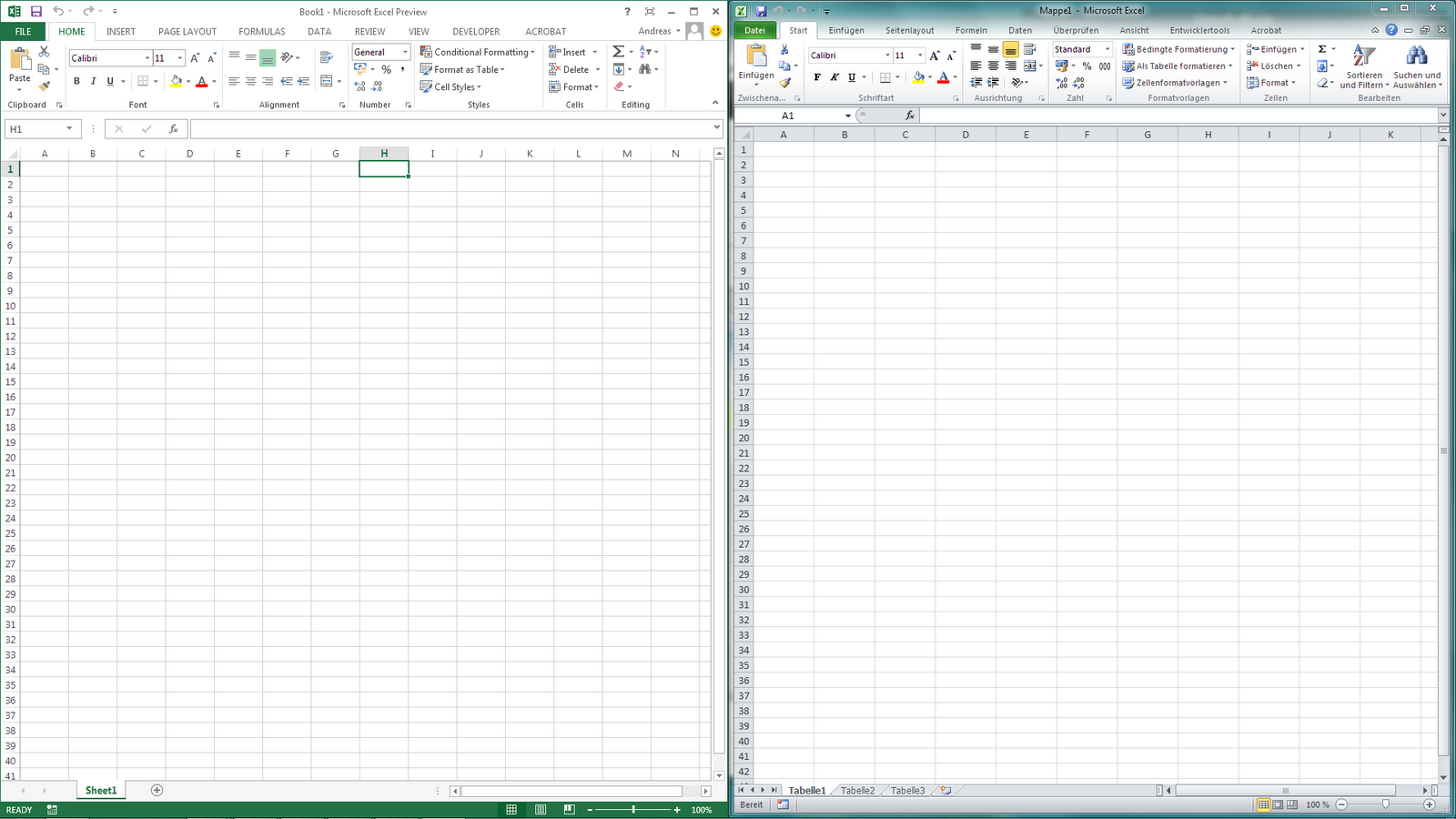 Office 2013 - First view | lineyourlife
