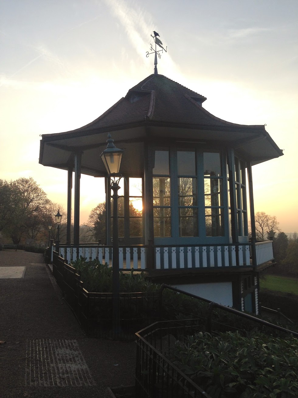 Bandstand, Horniman Gardens, Forest Hill, London