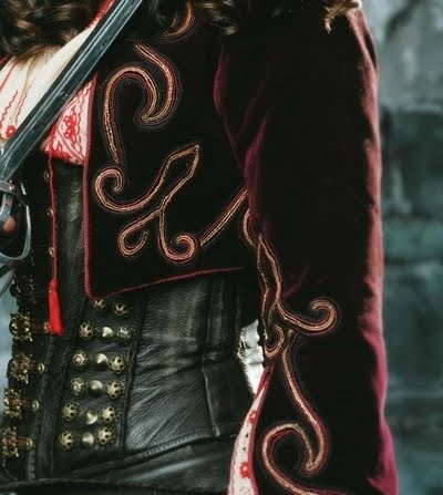 Anna Valerious Van Helsing Movie Costume
