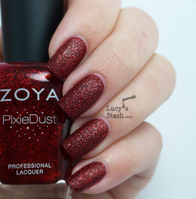 Lucy's Stash - Zoya PixieDust Chyna