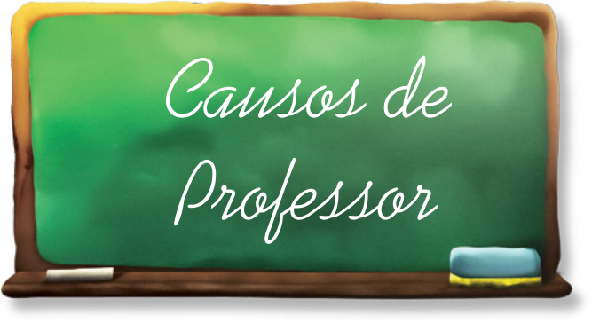 Causos de Professor