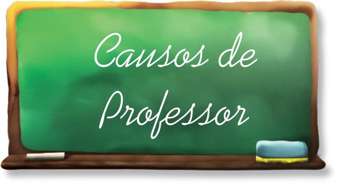 Causos de Professor