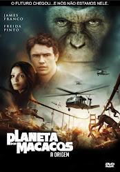 Baixar Filme Planeta dos Macacos: A Origem (Dual Audio)