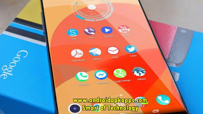 Solstice HD Theme Icon Pack v2.1 Apk