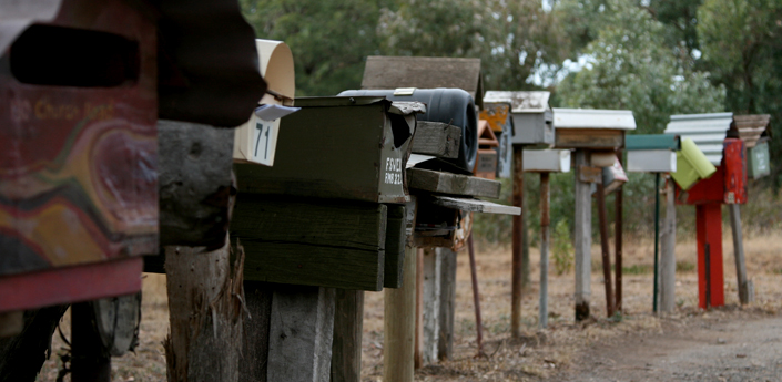 Mailboxes country victoria castlemaine daylesford australia travel adventure