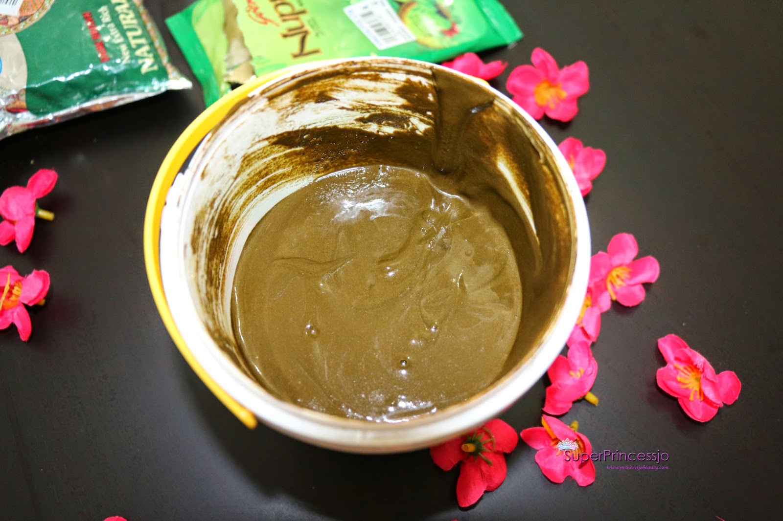How to hair oil hair after henna use video HERE