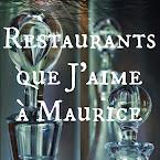 Où manger à Maurice?