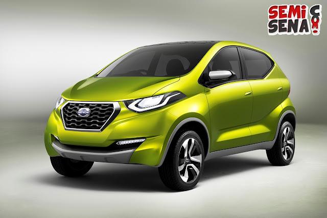 Datsun Redi-GO Mobil Murah Yang Akan Meluncur Tahun Depan
