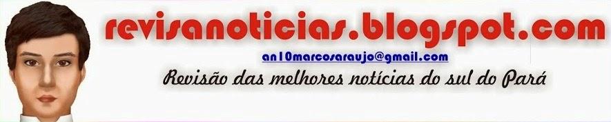 Redator Marcos Araújo