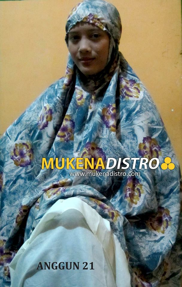 MUKENA DISTRO | ANGGUN 21 | READY