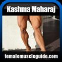 Kashma Maharaj Female Bodybuilder Thumbnail Image 8 - Femalemuscleguide.com