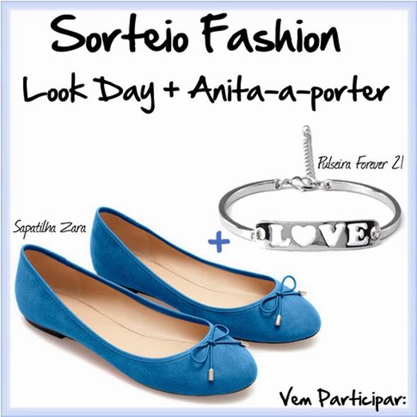 Look Day Sorteio Vem Participar