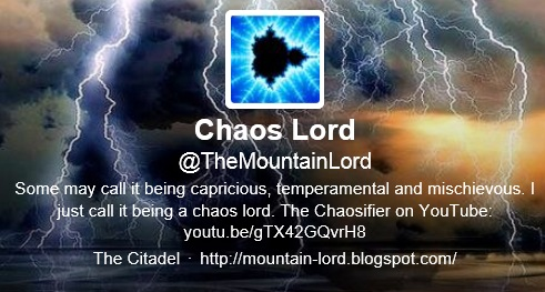 The Mountain Lord on Twitter