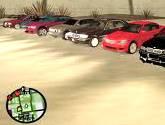 Carros e Motos para Gta