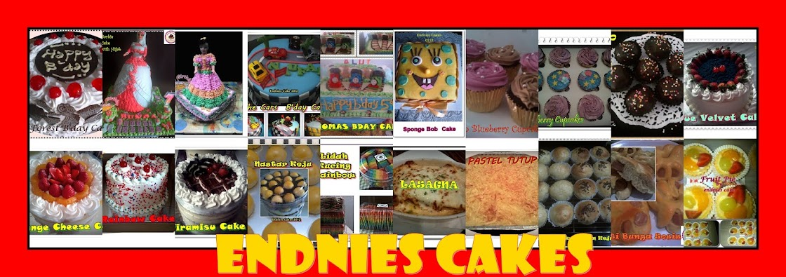 All about cakes, snack n cookies that made with heart, with love n ...