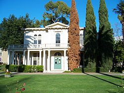 James Lick Mansion