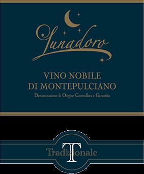 bottiglia etichette luna oro blu packaging toscana agriturismo mktg naming ricerca