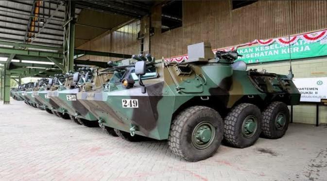 Pindad akan Ekspansi Peralatan Militer ke Brunei Darussalam
