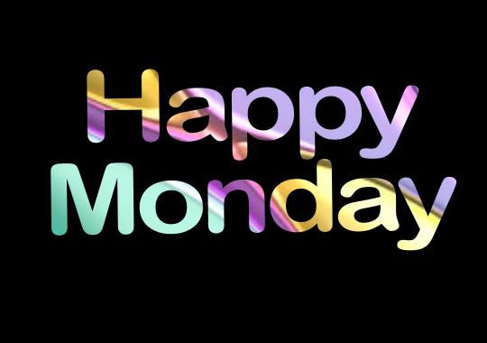 Monday Word Mondays and Goo...