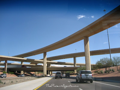 freeway overpass in phoenix az