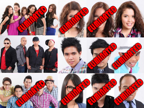Allen Sta Maria is the 9th Eliminated X Factor Philippines Finalist