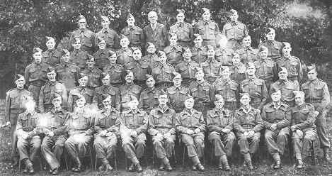 Cosham Home Guard 1944