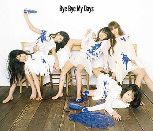 [Single] 夢みるアドレセンス – Bye Bye My Days (2015.03.18/MP3/RAR)