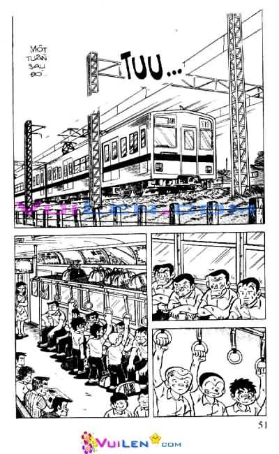 Jindodinho - Đường Dẫn Đến Khung Thành III  Tập 2 page 51 Congtruyen24h
