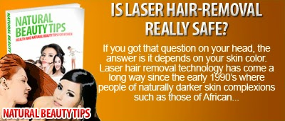 Is Laser Hair-Removal Really Safe?