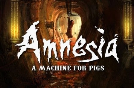 Amnesia A Machine for Pigs PC Game