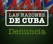 Las razones de Cuba.