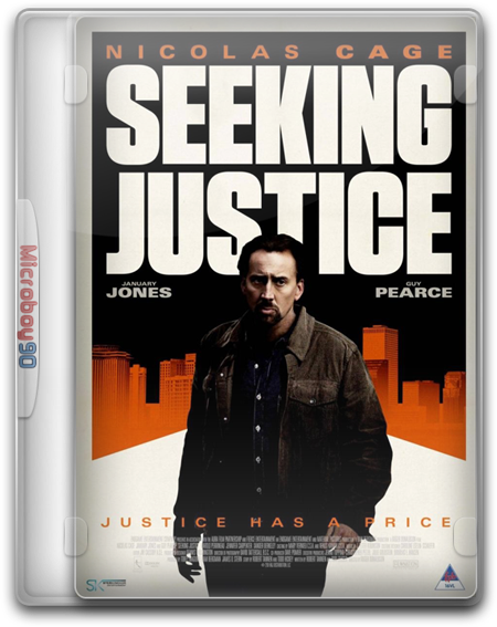Seeking Justice (2011) DVDRip Latino
