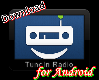 TuneIn Radio 9.1 APK for Android Download