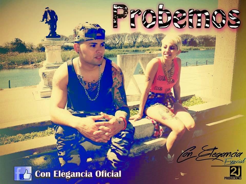 Con Elegancia - Probemos - (Noviembre 2014)