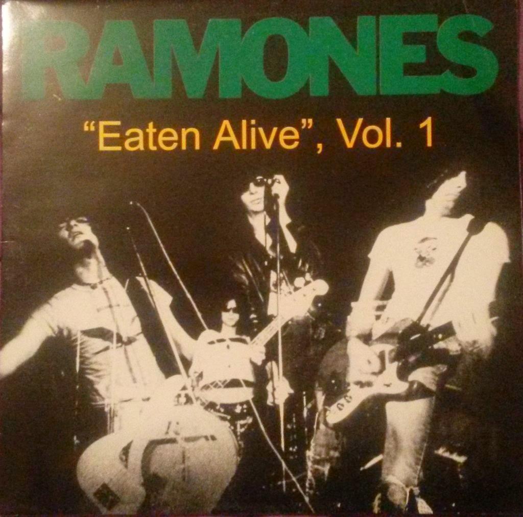 What If Ramones Never Happened Bootleg Lp S