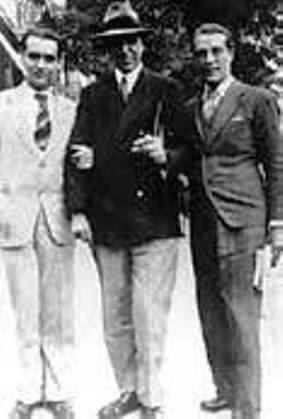 Lorca, Salinas y Alberti