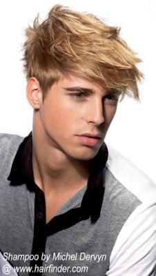 Peinados casuales y modernos modernos peinados para - Peinados modernos para hombres ...