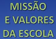 Missão e Valores