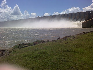 Ilha Solteira Dam