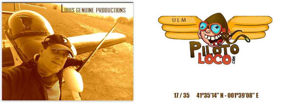PilotoLOCO com  - Experiencias y Reflexiones de un Piloto de Ultraligero (ULM-MAF) +RPAS