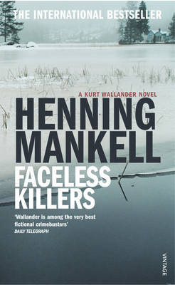Book Addicted Blonde: My first Wallander novel - and it's a cracker!