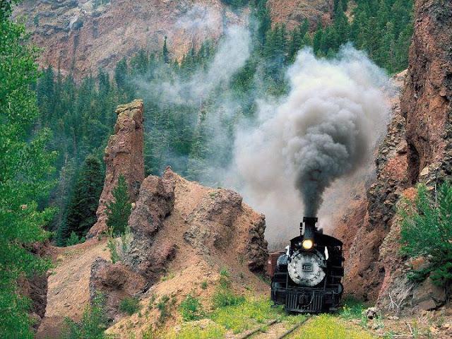 Train Wallpers