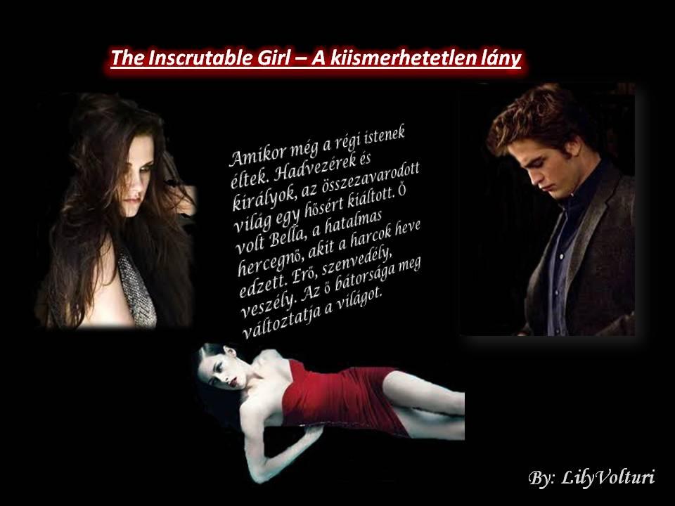 The Inscrutable Girl – A kiismerhetetlen lány