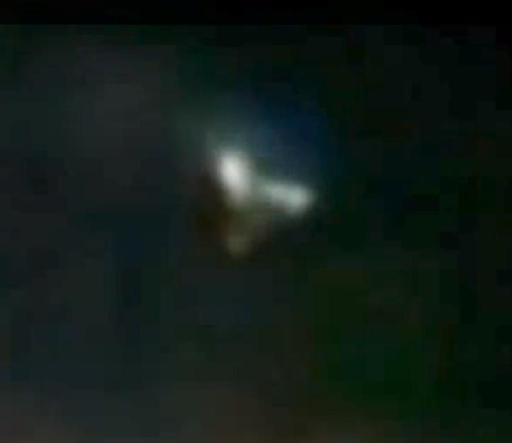 Ufo sightings in space
